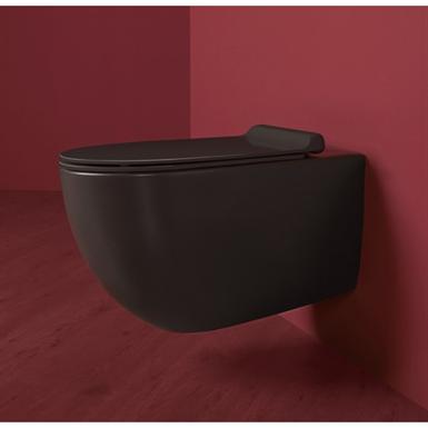 Simas Vi18 Wall Hung Toilet Baths By Design